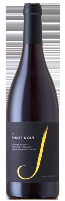 2016 J California Pinot Noir