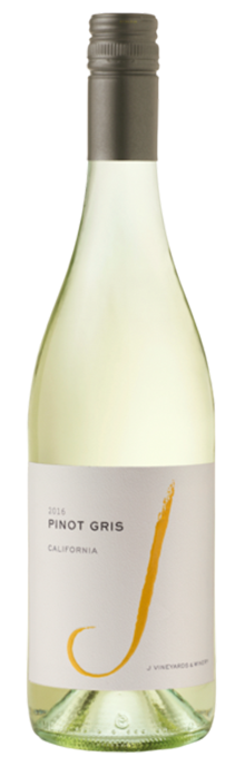 2016 created a rich, fruit forward wine with ripe flavors of zesty orange, tangerine and Asian pear.