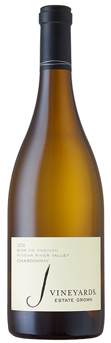 2015 J Chardonnay, Bow Tie Vineyard