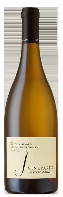 2013 J Chardonnay, Bow Tie Vineyard