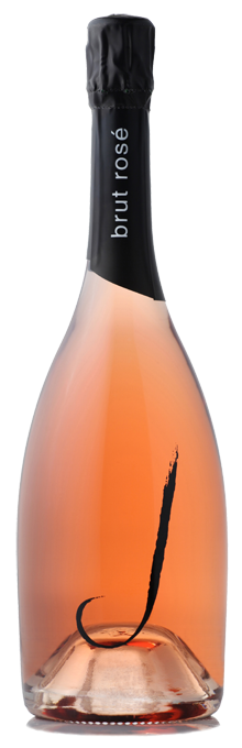 This wine sparkles with delicate aromas of strawberry, fresh creme, and a suprising earthy brioche characteristics