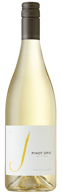 2015 created a rich, fruit forward wine with ripe flavors of zesty orange, tangerine and Asian pear.