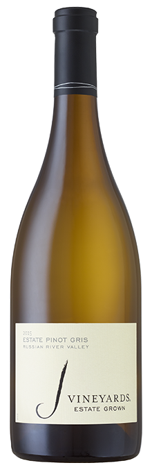 J Pinot Gris, Estate Vineyard