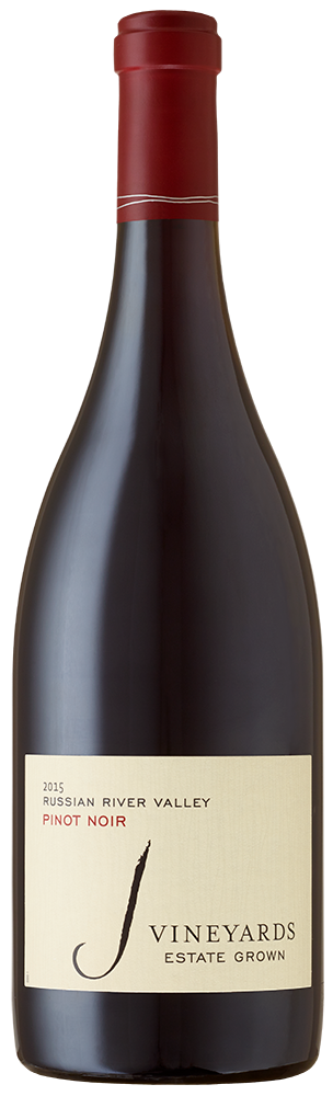2015 J Pinot Noir, Russian River Valley