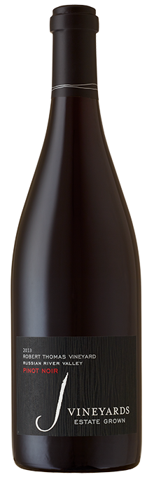 J Pinot Noir, Robert Thomas Vineyard