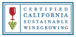 Certified CA Sustainable Winegrowing  Certified as a Bay Area Green Business