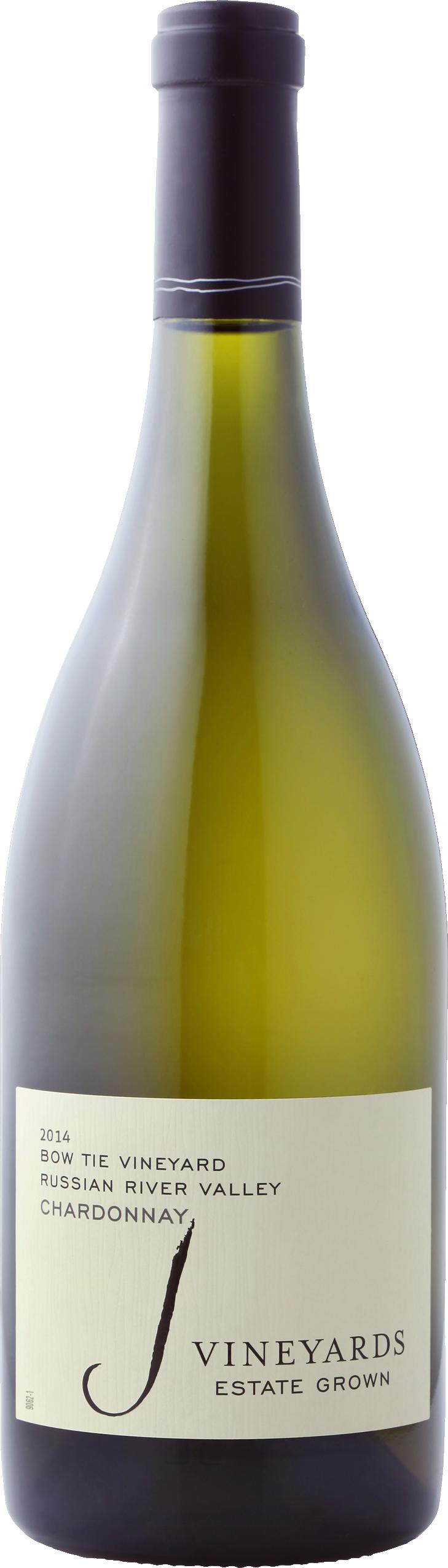 2014 J Chardonnay, Bow Tie Vineyard