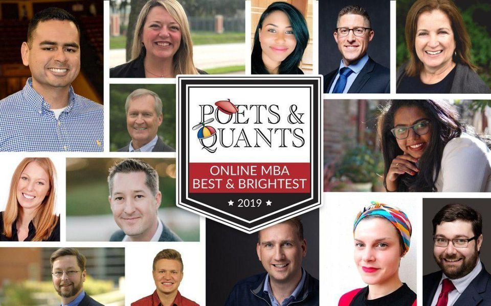Poets & Quants 2019 Best and Brightest Online MBA