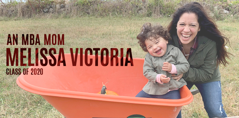 MBA Mom: Melissa Victoria and Daughter