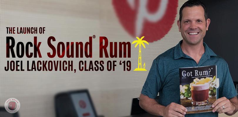 Rock Sound® Rum, Joel Lackovich