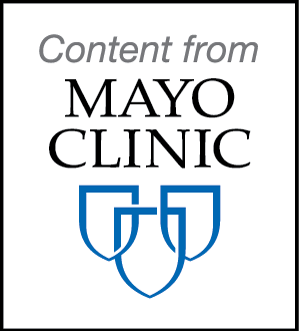 Mayo Clinic Content Logo