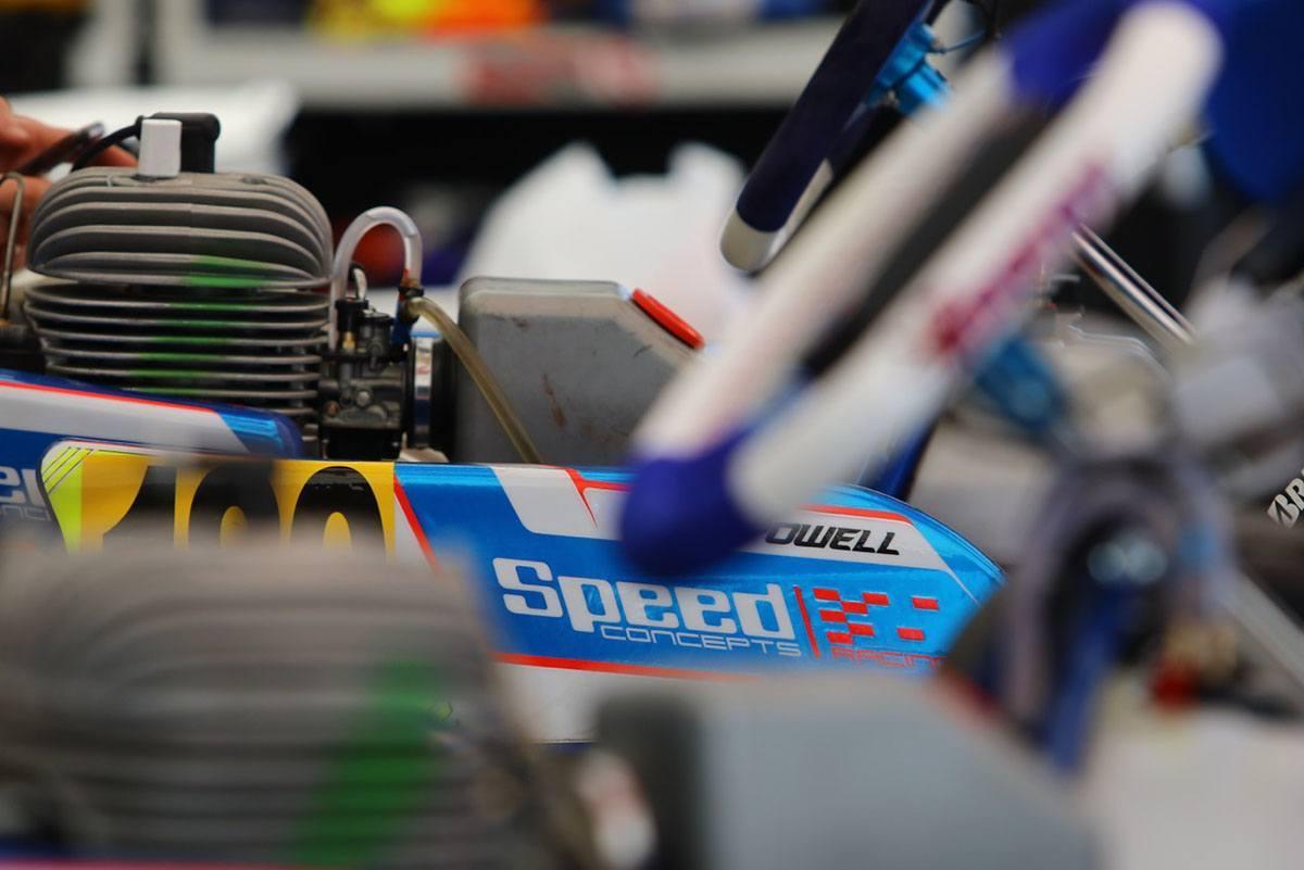 Speed Concepts Racing kart
