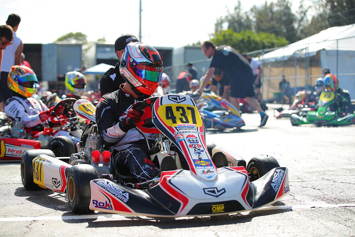 Ansa Motorsports Karting Division Makes Florida Winter Tour Kart360