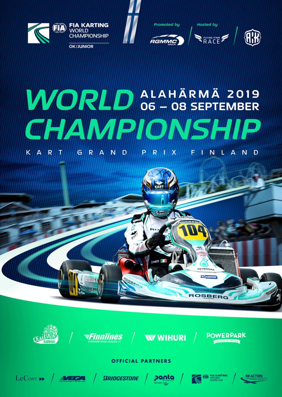 Head To Finland For The 2019 World Championship Kart360