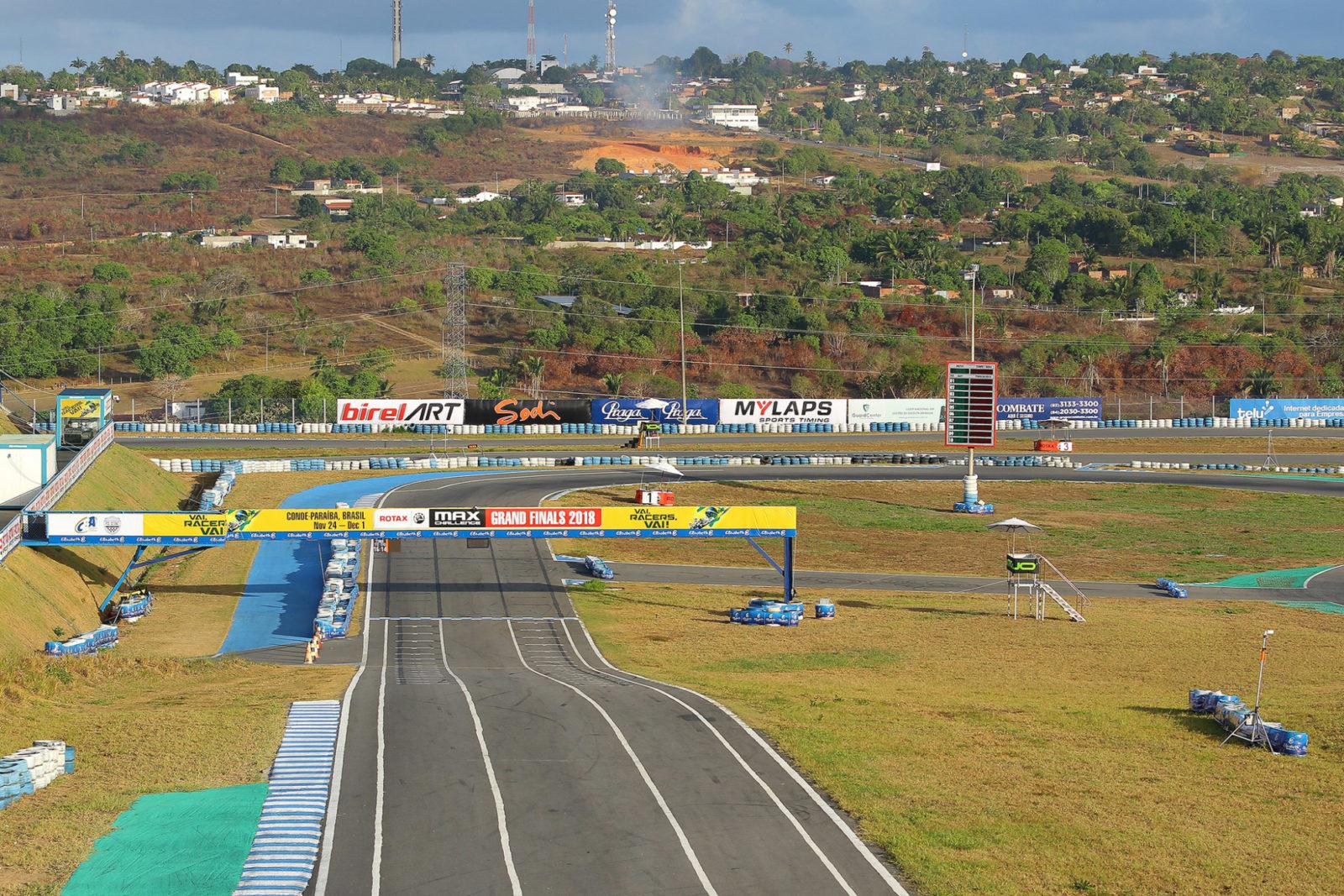 Paladino International Circuit