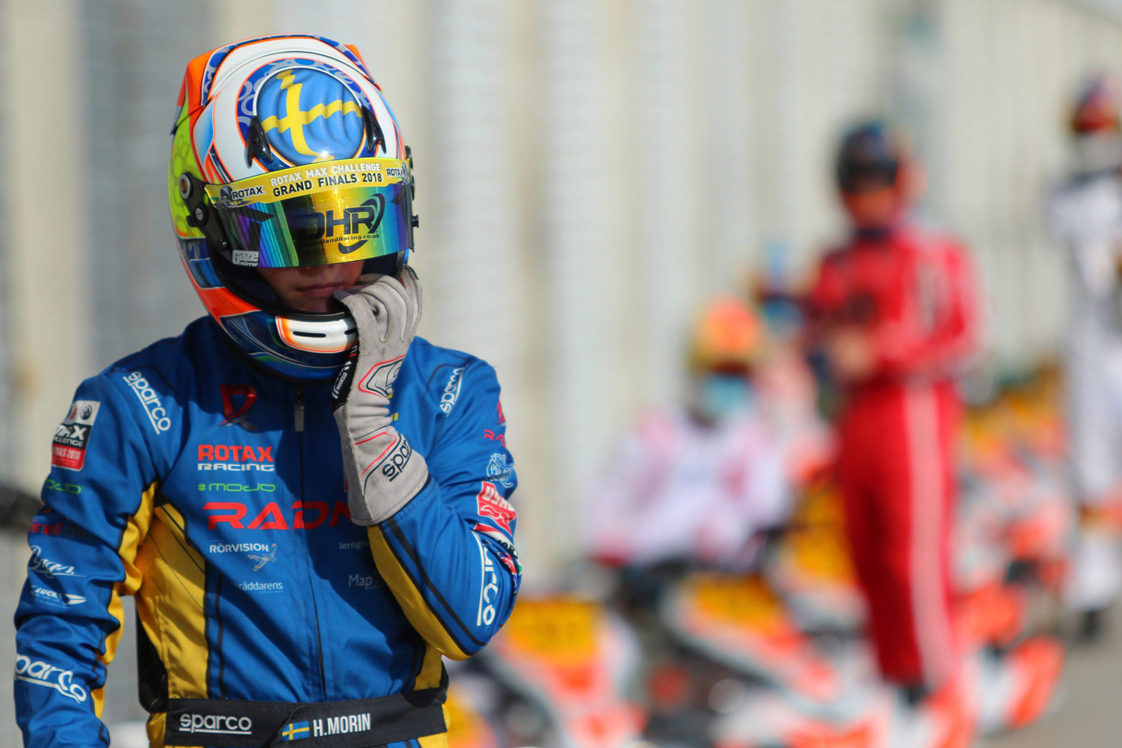Hannes Morin 2018 Rotax MAX Challenge Grand Finals