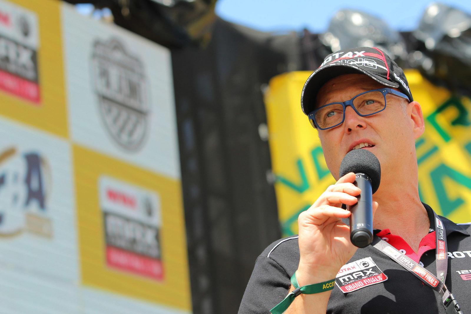 Helmut Voglsam 2018 Rotax MAX Challenge Grand Finals Brazil