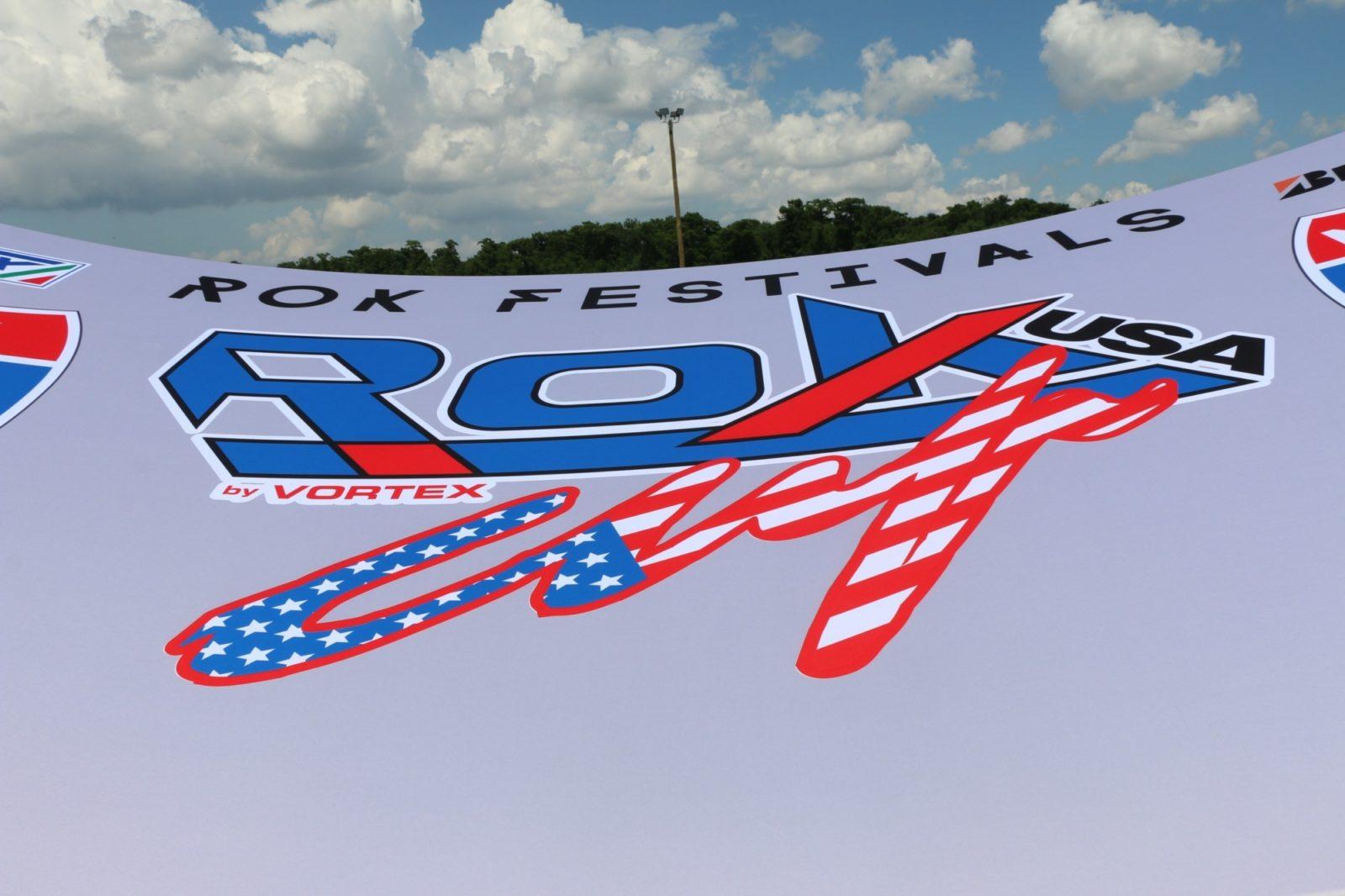 ROK Cup Festival Banner