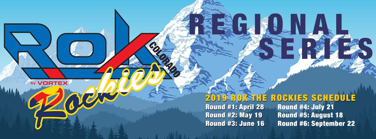 ROK The Rockies 2019 race schedule