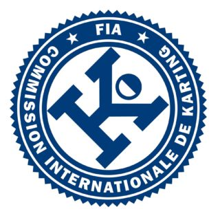2019  FIA Karting International Super Cup logo