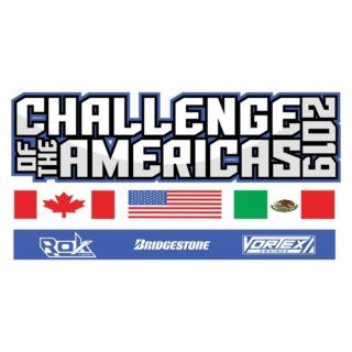2019 Challenge of the Americas Round 2 logo