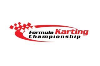 2018 Formula Karting Championship Round 1 logo
