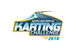 2018 GoPro Motorplex Karting Challenge Round 9 logo