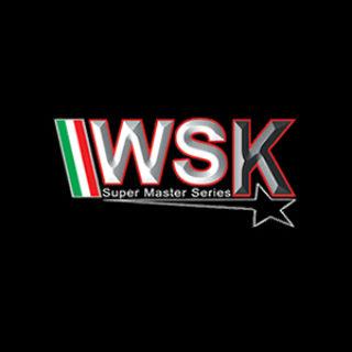 2018 WSK Super Master Round 2 logo