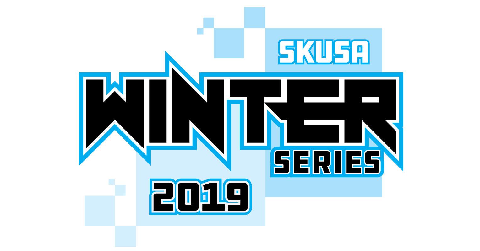SKUSA Winter Series logo