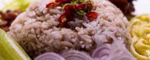 Shrimp Paste Rice - Kow Klook Gapi ข้าวคลุกกะปิ