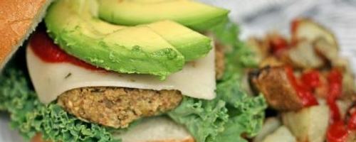 Easy Homemade Veggie Burgers