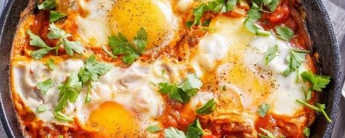 Eggs In Purgatory (shakshuka Italiano)