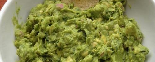 Deb's Basic Guacamole