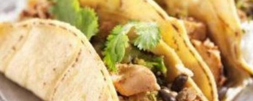 Homemade Turkey Taco's