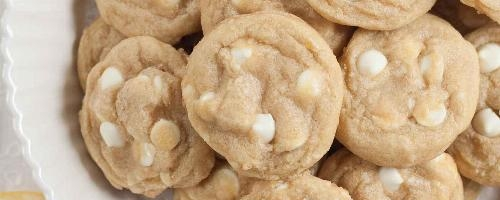 Copycat Panera Lemon Drop Cookies