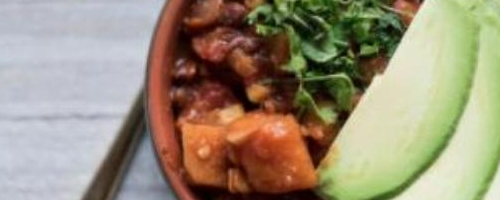 Vegetarian Butternut Squash Chili