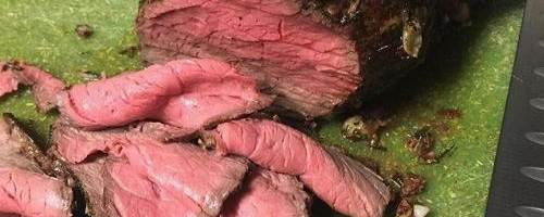 Rosemary Herbed Roast Beef