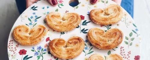 Palmier Cookies: Aka Elephant Ears