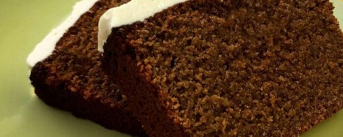 Low Carb Gingerbread Loaf Cake