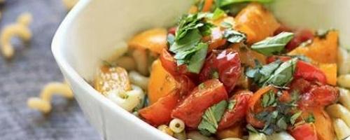 Pesto & Tomato Gluten-free Pasta