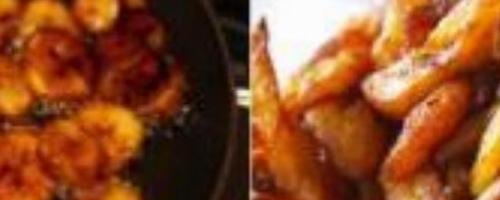 Alloco Fish/chicken