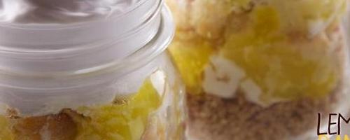 J. Skinner Lemon Dessert Cups