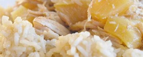 Crockpot Hawaiian Pork Chops