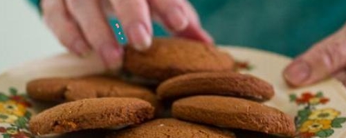 No. 1 - Mrs Trask's Molasses Cookies