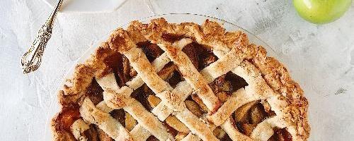 Maple Apple Pie 🍂