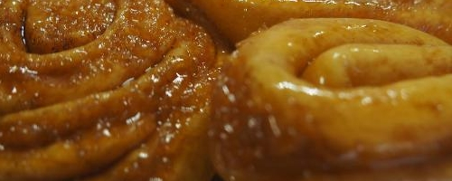 Bakery Worthy Cinnamon Buns