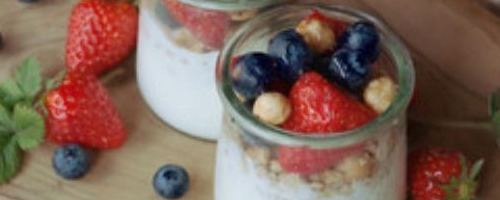 Coconut Yogurt Muesli