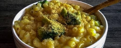 Vegan Mac N Cheese (gluten Free)