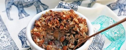 Apple And Carrot Crisp