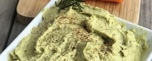 Rosemary And Avocado Hummus
